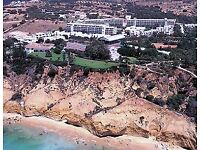 Flat in Albufeira(ALGARVE) With a sunny Terrace and an astonishing Ocean View!Walkng Dist from Beach