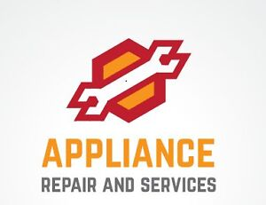 We fix Washer&Dryer Fridges Stoves Dishwasher etc