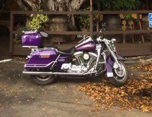 Harley Davidson road King 2001  $8000.00 prêt à rouler $8000.00