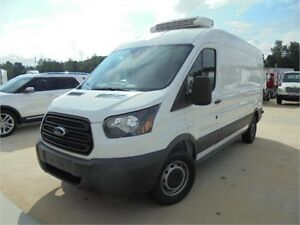 2017 Ford Transit T250 Mid Roof Refrigerated Van