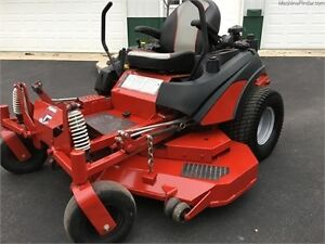 "52"" Ferris IS2000Z Zero Turn Lawnmower"