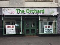 SHOP TO LET - WITH CLASS 3 HOT FOOD PLANNING. Great Opportunity for Investment.