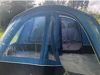 Vango Rivendale 800XL large 6-8 person airbeam tent