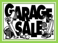 Garage Sale Saturday