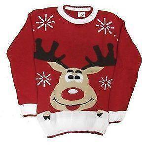 7d8ee5fa0 Women s Reindeer Sweaters