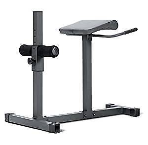Marcy Adjustable Hyperextension Roman Chair/Exercise Hyper Bench