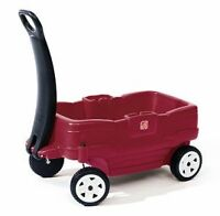 Step 2 Red Wagon