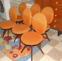 WANTED!  Vintage 1950s Retro Honderich Dining Table and Chairs