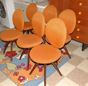 WANTED!  Vintage Honderich Dining Table and Chairs