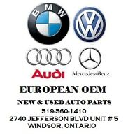 BWM PARTS NEW & USED