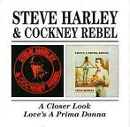 cd - Steve Harley & Cockney Rebel - A Closer Look / Lo..
