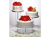 Wedding Cake Stand 3 Tier