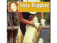 SUZY BOGGUSS – COUNTRY CLASSICS - CD