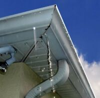 EAVESTROUGH CLEANING, REPAIRS & INSTALLATION