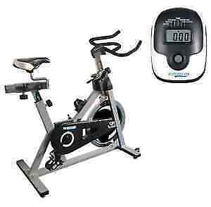NEW! SPINNING BIKE - 40LB FLYWHEEL - COMPUTER