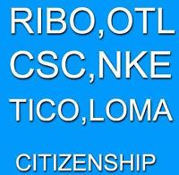 RIBO,OTL,NKE,CSC,TICO,CITIZENSHIP,LOMA - TEST/EXAM PREP COURSES