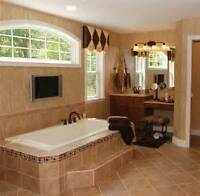 Professional Renovations Done right!!  Call us now