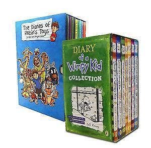Diary of a wimpy kid books box set ebay solutioingenieria Gallery
