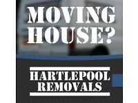 Hartlepool Removals & Storage | FROM £15 | Man with a van for hire | Piano Removals |