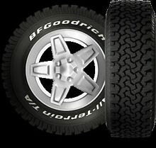 Great prices on the BF Goodrich range of tyres - Starting at $205 Moorooka Brisbane South West Preview