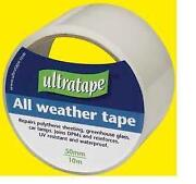 Waterproof Tape Clear