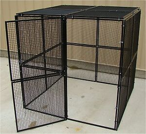 Bird-Cages-Aviary-Large-Bird-Cage-Indoor-Outdoor-6x6x6
