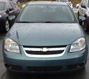 2010 Chevrolet Cobalt Canadian Olympic Edition Sedan