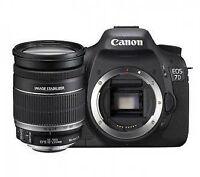 Like-NEW! Canon EOS 7D 18 MP CMOS & Canon 18-200mm DC Lens