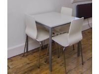 Ikea Dining Table & Chairs - Pick Up Friday PM 2nd Dec or Saturday 3rd Dec.