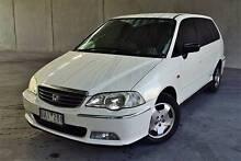 2000 Honda Odyssey Sports (7 Seater) Wagon With REGO!! Melbourne CBD Melbourne City Preview