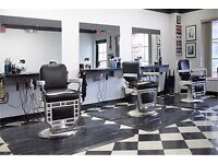 BARBER'S NEEDED GLASGOW & EDINBURGH