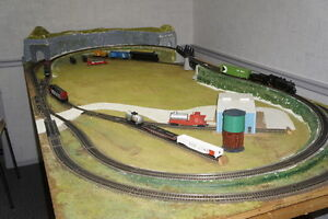 Model HO Railway