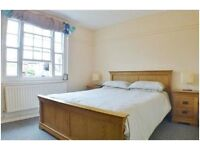 LOVELY BIG GROUND FLOOR ONE DOUBLE BED WITH GARAGE AND GARDEN