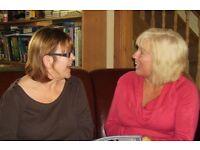 Volunteer conversation partners needed in Gloucestershire
