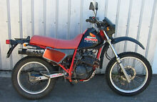 PARTS FOR A 1985 HONDA XL250R WANTED One Tree Hill Playford Area Preview