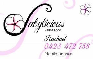 Jubylicious Hair & Body Lake Haven Wyong Area Preview