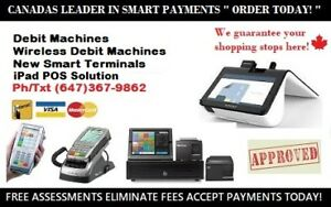 DEBIT MACHINES, POS SOLUTIONS NEW SMART PAYMENT!