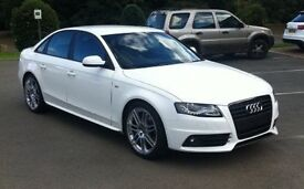 Stunning 2011 Audi A4 S Line Tdi 170bhp Full heated Leather