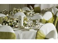 ✿ Gold Wedding Stage Backdrop £299 Mehndhi Stage Fish Bow l Hire Wedding Catering Cover Rentals 79p✿