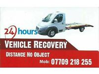 24 hour vehicle transport and recovery