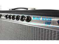 Fender 68 Deluxe Reverb ** Wanted **