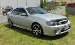 '07 Ford Falcon XR6 BF MKII 6SP Auto Sdn with NO DEPOSIT FINANCE* O'Connor Fremantle Area Preview