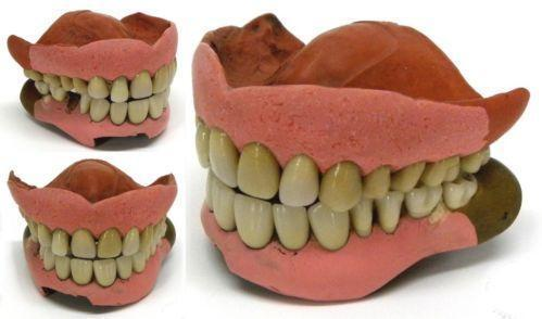 Used Dentures Oral Care Ebay