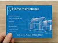 JJ home maintenance