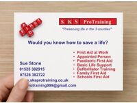 "Basic First Aid Lesson ""would you know how to save a life?"" Find out how"