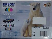 Epson Polar Bear 26 Ink Cartridge