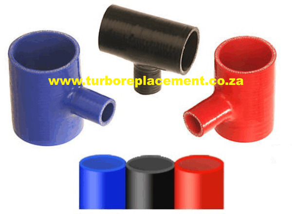 25mm Silicone T-Piece -(031-701-1573) Turbo Replacement
