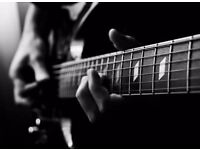 Guitarist Available for Guitar, Saxophone, Ukulele or Bass Guitar Lessons Lanarkshire Mobile Service