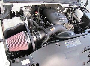 K&N intake for 99-07 Chev/gmc V8, Silverado/sierra.