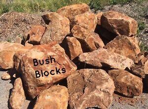 Gold Coast Rock Haulage Sandstone Bush Rock Soil Gravel